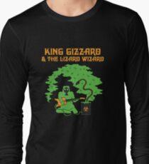 king gizzard and the lizard wizard rock band Long Sleeve T-Shirt