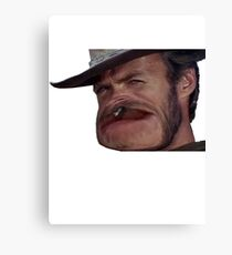 MLG Clint Canvas Print