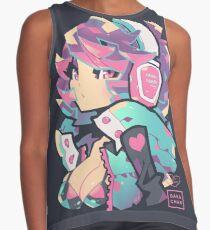 poly Contrast Tank