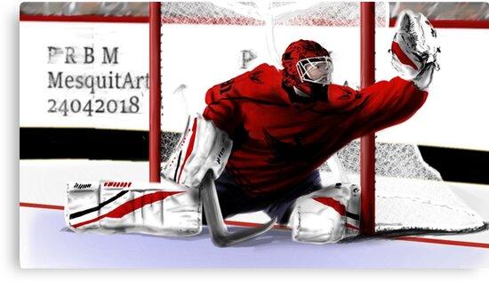 The Goalie by paulrichard