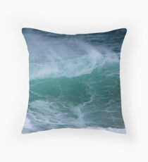Wind & Waves Throw Pillow