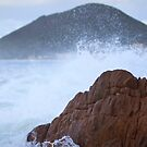 Shoal Rock by PsiberTek