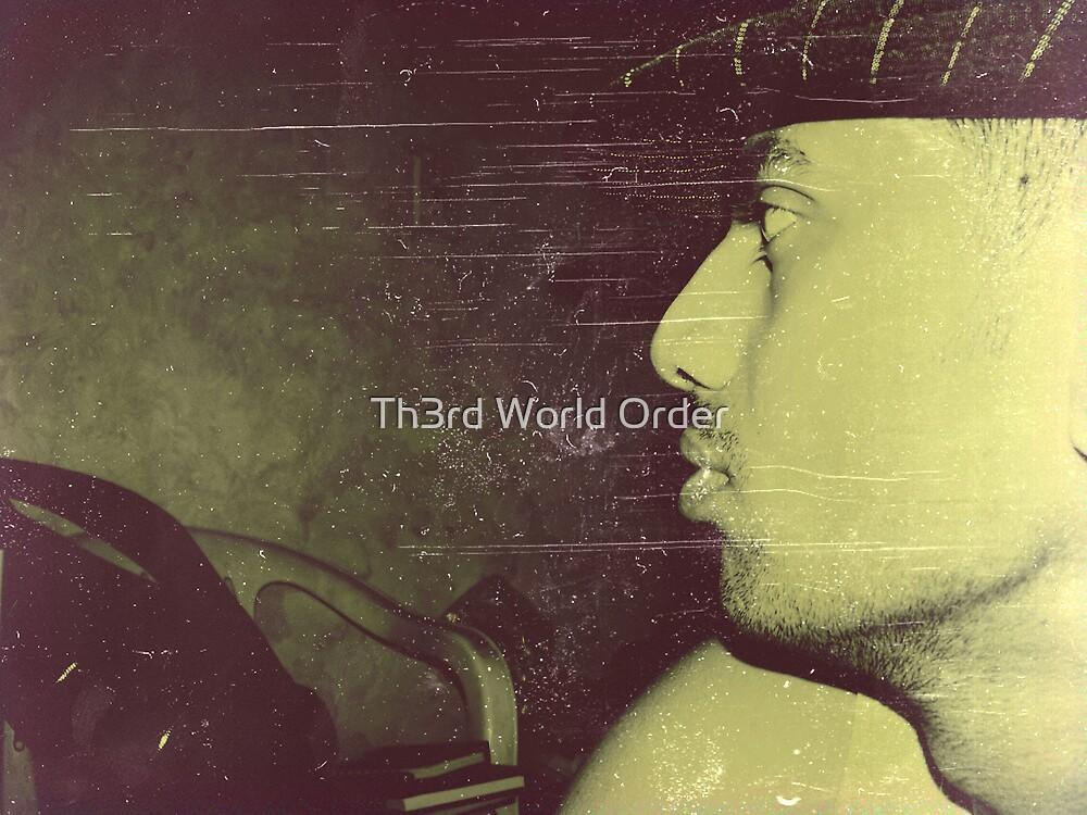 Self Potrait by Th3rd World Order