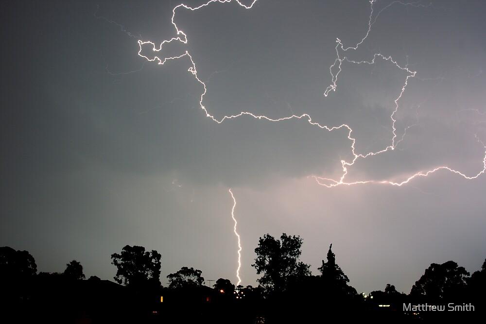 Lightning by Matthew Smith