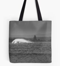 Of Wind and Wave Tote Bag