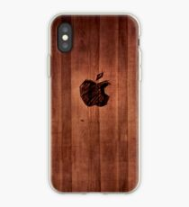 Wood-look iPhone case iPhone Case