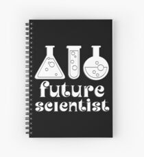 Future Scientist Spiral Notebook