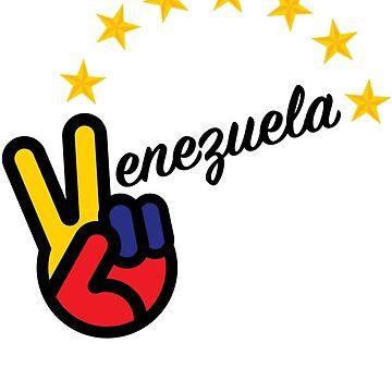 Venezuela by mqdesigns13