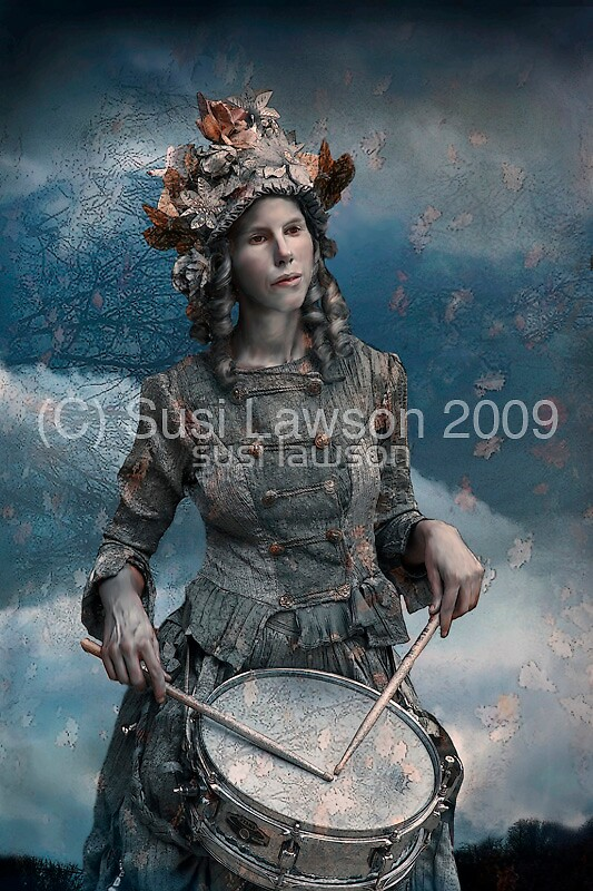 The Last Beat of Autumn by susi lawson