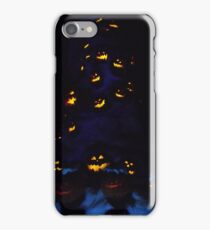 Haunted Holiday Mansion iPhone Case/Skin