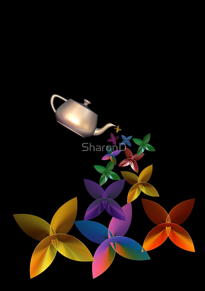 Flowers For You 5 by SharonD