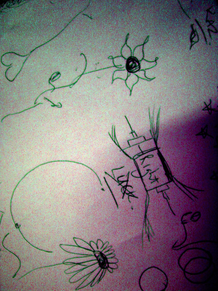 doodle 7 by lloydwakeling