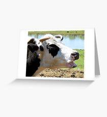 Bessie Greeting Card