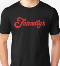 Friendly's Logo Unisex T-Shirt