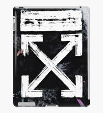 Vinilo o funda para iPad OFF WHITE Galaxy cepillado