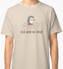 Mozart - Leck mich im Arsch Classic T-Shirt
