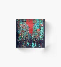 Blade Runner Acrylic Block