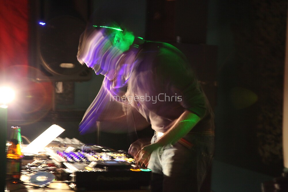 Electric DJ by ImagesbyChris