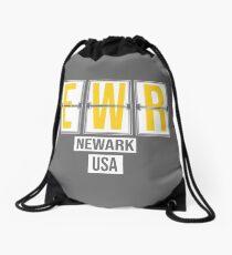 EWR - Newark Airport Code Souvenir or Gift Shirt Drawstring Bag