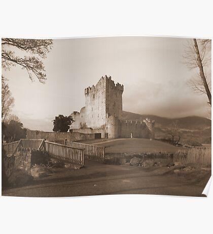 Ross Castle Poster