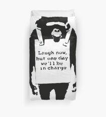 Funda nórdica Banksy - Mono