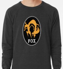 MGS - FOX Logo Lightweight Sweatshirt