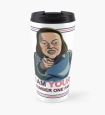 "Illustration inspired by the movie ""Misery"" Travel Mug"