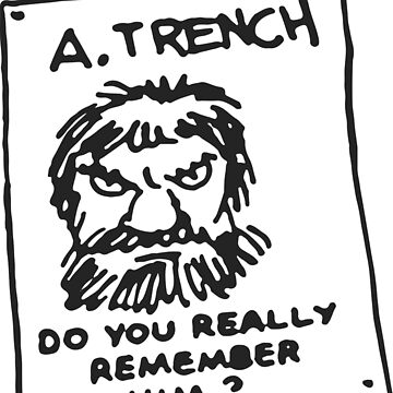 Remember Alec Trench. by Ximoc