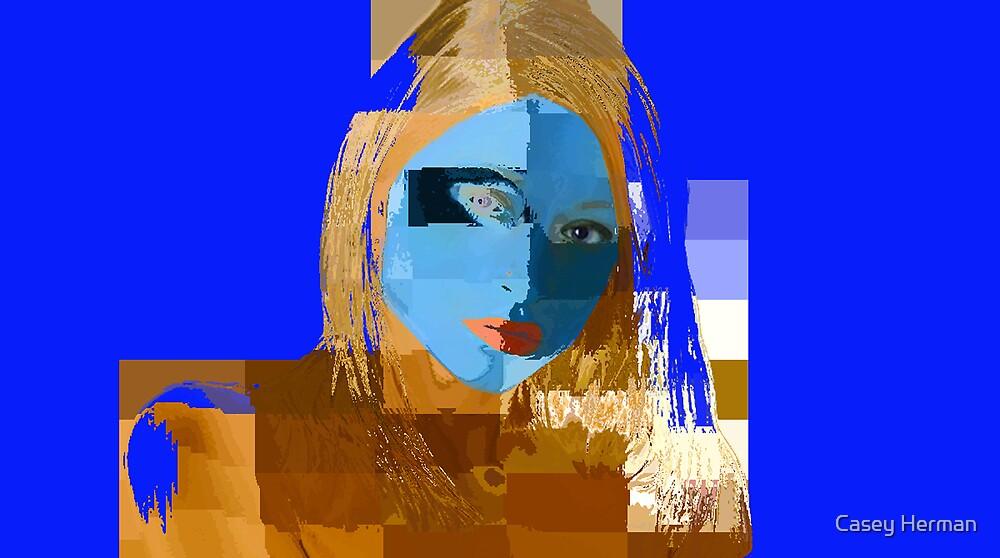 I'm Feelin' Blue by Casey Herman