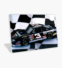 Tribute to my favorite driver..R. I. P. Dale...#3 forever Laptop Skin