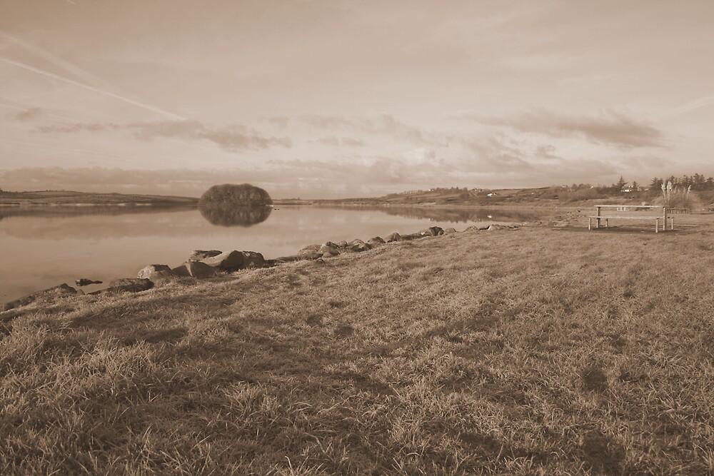 Knockalough Lake by John Quinn