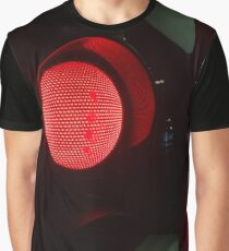 Red traffic light Graphic T-Shirt