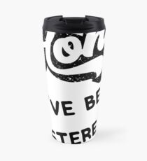 Mormon Ministering Funny If I Honk, you've been ministered to Travel Mug