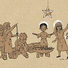 Christmas Play by PaperCat-Design