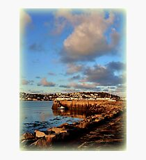 Pier at Instow Photographic Print