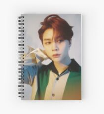 NCT EMPATHY JOHNNY Spiral Notebook