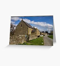 East Witton Greeting Card