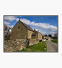 East Witton Photographic Print