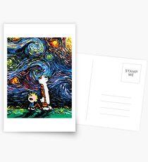 calvin art hobbies Postcards