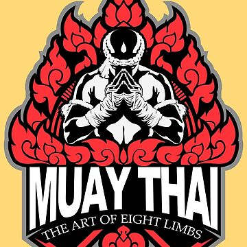 Muay Thai The Art of Eight Limbs Traditional by lu2k