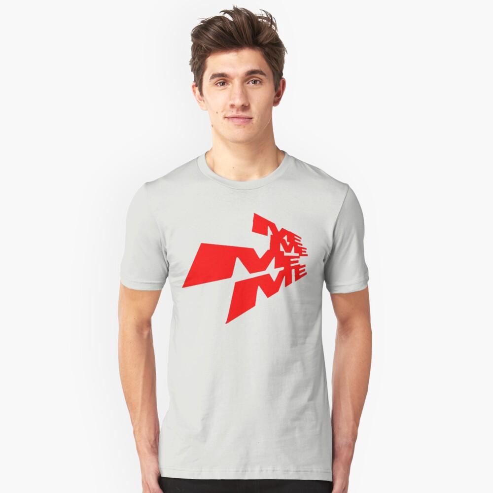 memememe Unisex T-Shirt Front