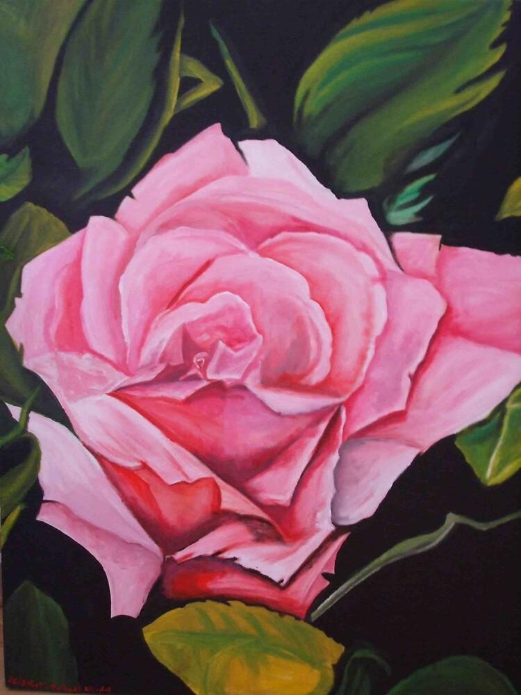 Romance in Pink by elizabethbelhad