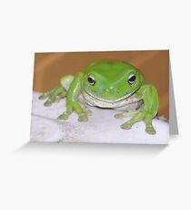 Kermit Greeting Card