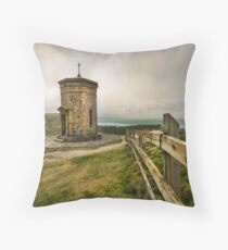 Tower of the Winds Throw Pillow