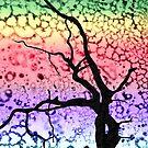 Rainbow tree by chihuahuashower