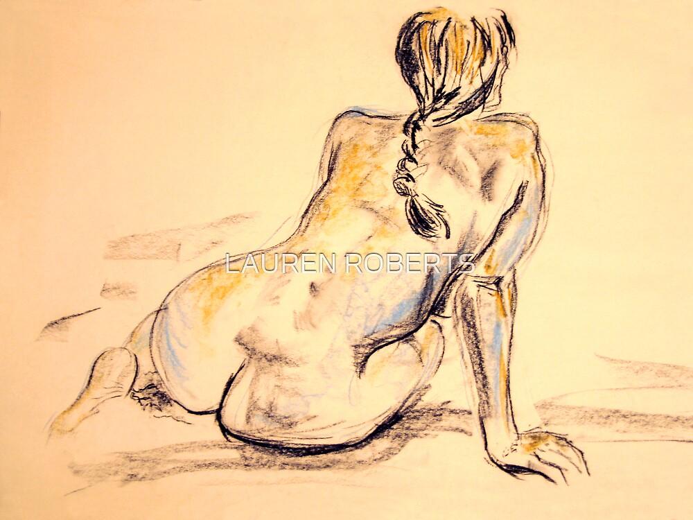 Dali girl by LAUREN ROBERTS