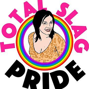 Kat Slater 'Total Slag' Pride (Eastenders, Jessie Wallace) by TheBoyHeroine