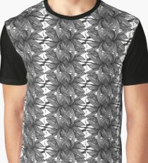 Black Beauty - Pattern Graphic T-Shirt