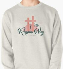 Ruston Way Tacoma Pullover Sweatshirt