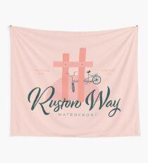 Ruston Way Tacoma Wall Tapestry